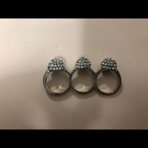Three rings in one
